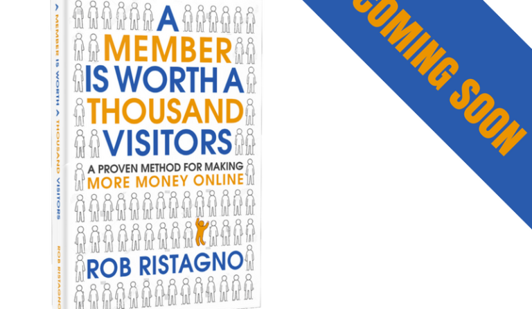 Coming Soon: A Member Is Worth a Thousand Visitors