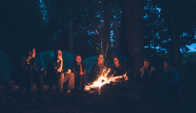 Creating Community and Collaboratively Solving Challenges: A Look Back at Our First Campfire Chat
