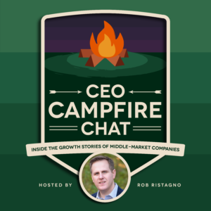 CEO Campfire Chat podcast | The Sterling Woods Group