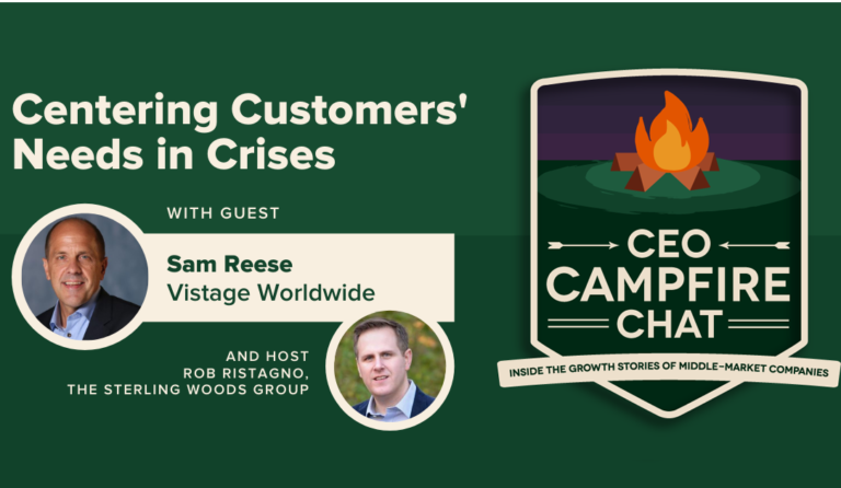 Centering Customers' Needs in Crises