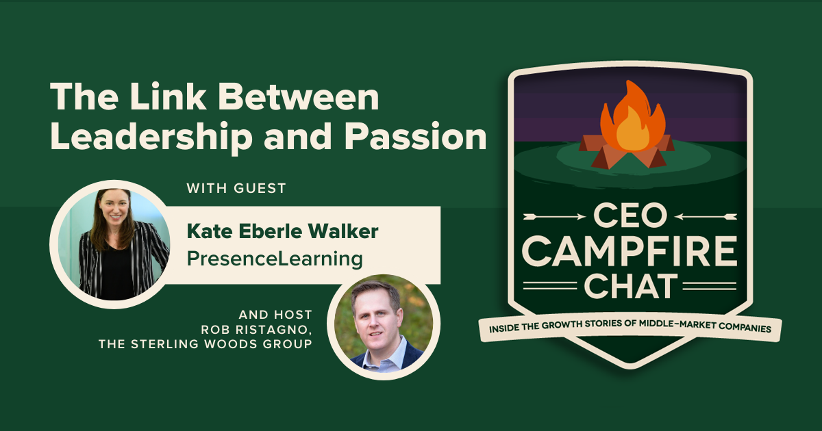 The Link Between Leadership and Passion