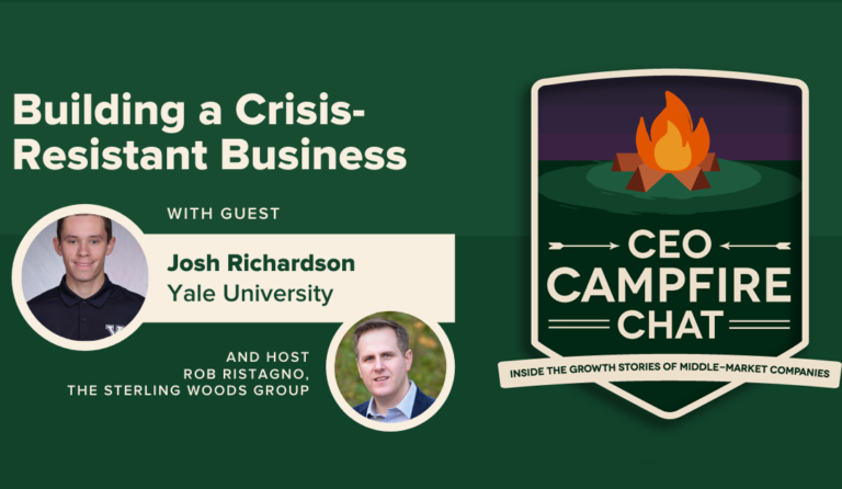 Building a Crisis-Resistant Business