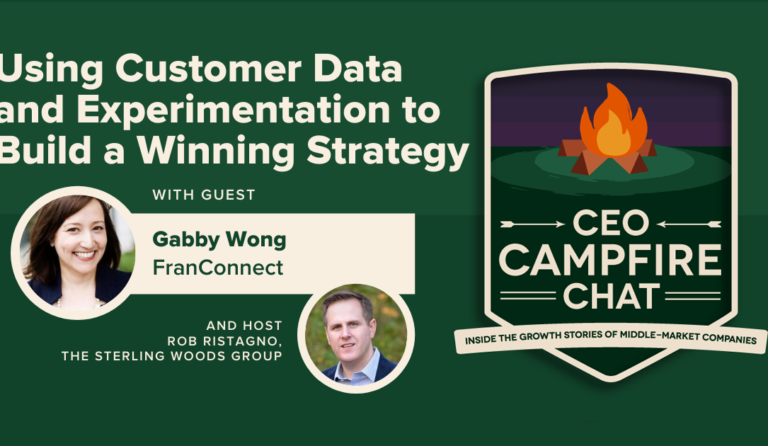 Using Customer Data and Experimentation to Build a Winning Strategy